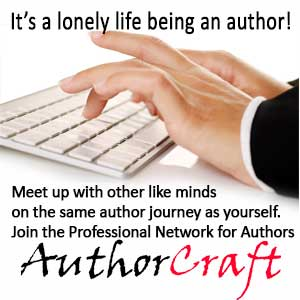 Join the professional network for authors